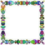 Colorful Abstract Frame 2