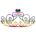 Colorful Tiara 2