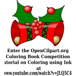 Vector illustration of Christmas bells