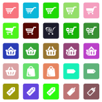 Commerce Icons Set