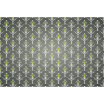 Vector image of green and grey pattern background