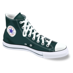 Converse sport shoes vector image