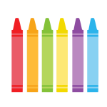 Different crayons