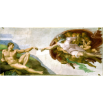 Creation Of Adam By Michaelangelo