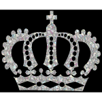 Crystal Royal Crown