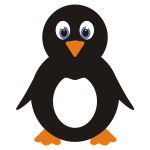 Cute Penguin (#3)