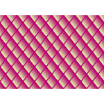 Diamond pattern in pink color