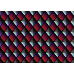 Diamond pattern in seamless style