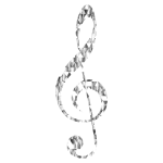 Diamond Gemstone Clef