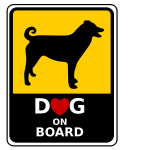 Dog On Board1