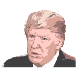 Donald Trump Portrait 3