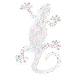 Dot Matrix Lizard Prismatic No BG