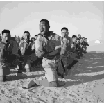 E 003261 E Maoris in North Africa July 1941 2016122141