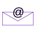Email Rectangle Simple 2