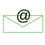 Email Rectangle Simple 6