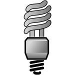 Energy Saver Lightbulb Off