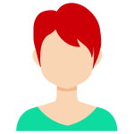 Red-head avatar