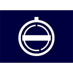 Flag of Shirahama Chiba chapter