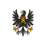 Flag of Ducal Prussia vector image