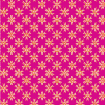 Floral Seamless Pattern 3