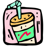 Milkshake illustration