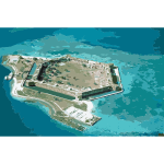 Fort Jefferson Dry Tortugas 2016052813