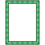 Frame Green Color