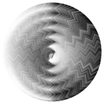 Fraser Spiral Illusion Derivative 4