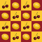 Lemons and cherries