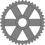 40-tooth gear