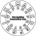 Geocaching Decryption Key