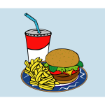 Fast Food, Menu, Sample Usage