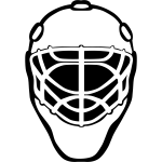 G Goalie mask simple 2