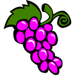 Simple Fruit Grapes
