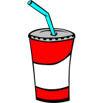 Soda Drink Container Vector