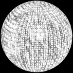 Glimmering Disco Ball Enhanced 4