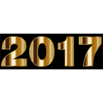 Gold 2017 Typography