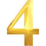 Golden number 4