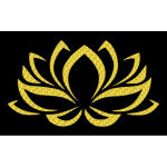 Golden Lotus Flower 3