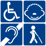HandicappedAccessibleSign