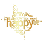 Happy Family Words remix