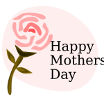 Happy Mother's Day congratulations card
