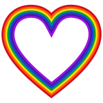 Heart Rainbow Mark II