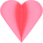 Heart halftone  Arvin61r58