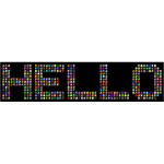 Hello Typography 3