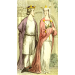 Henry I and Queen Matilda