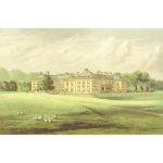 Holme Lacy House vector graphics