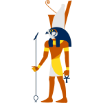 Horus in color