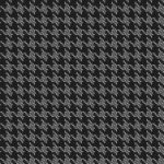 Black and gray fabric