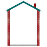 House border vector image